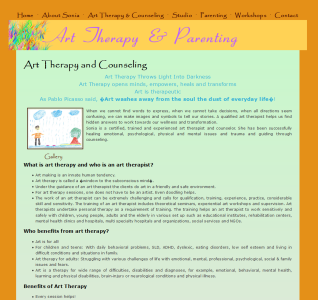 Art Ttherapy and Parenting