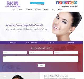 kashyapskinclinics.com