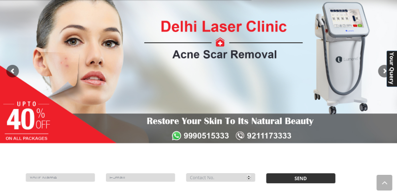 Laser Hair Removal Clinic